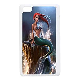 Character Phone Case The Little Mermaid For Ipod Touch 4 NC1Q03596