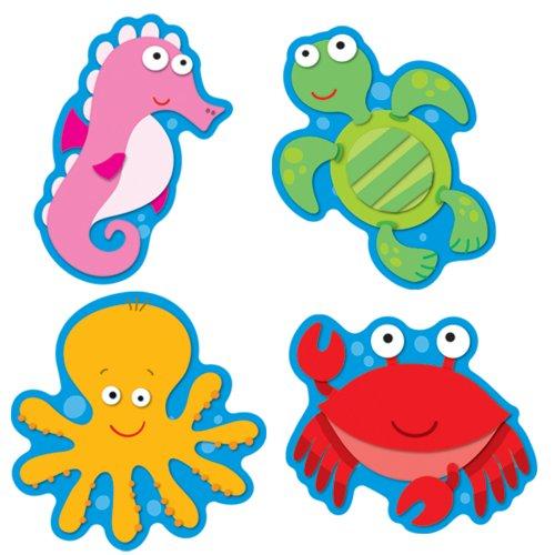 Carson Dellosa Sea Life Cut-Outs -