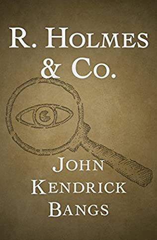 book cover of R. Holmes and Co.