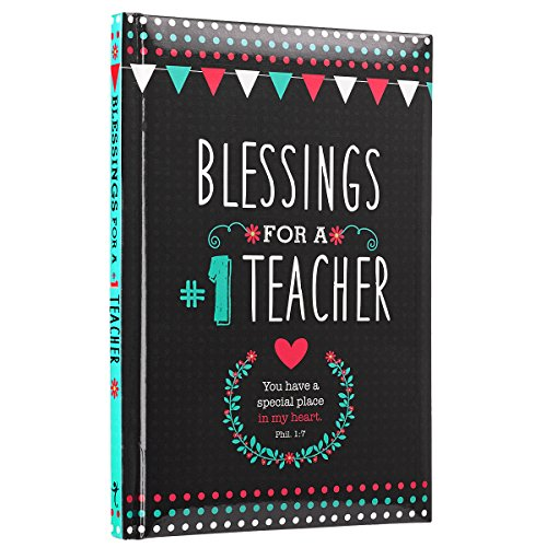 Blessings for a #1 Teacher (2nd Edition)