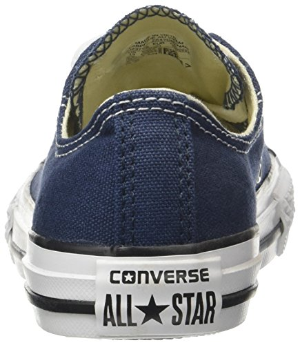 Converse Kids Chuck Taylor All Star Core Ox (Infant/Toddler) Navy 1dGcJpum