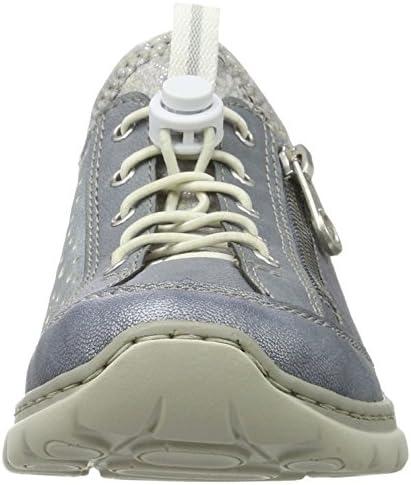 Rieker Damen L3297 Sneaker, Blau (DenimAdriaDenimJeans dazyT