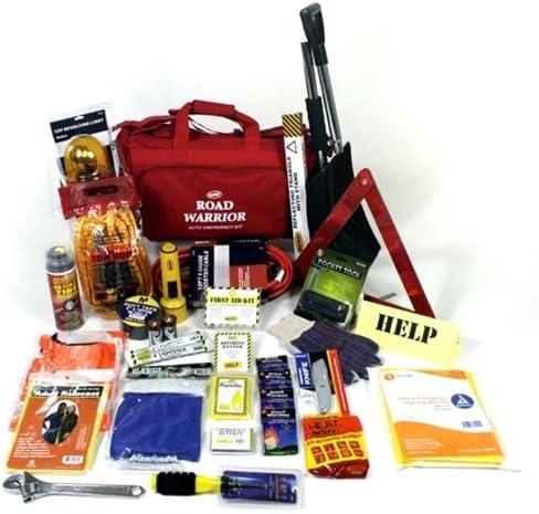 Deluxe Road Warrior Emergency Kit - 10 Below Zero