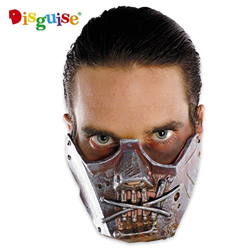 Crazy Halloween Masks (Mens Cannibal Crazy Mask(One Size-As)