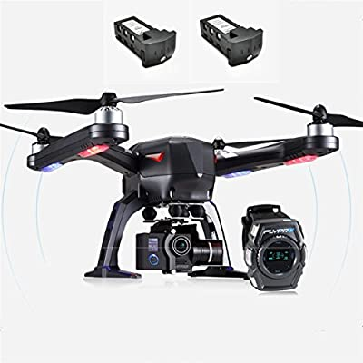 FLYPRO XEagle FPV With 4K HD Camera add 1 battery with Gimbal/XWatch Aerial Photography RTF, Sport Model Quadcopper Drone by FLYPRO