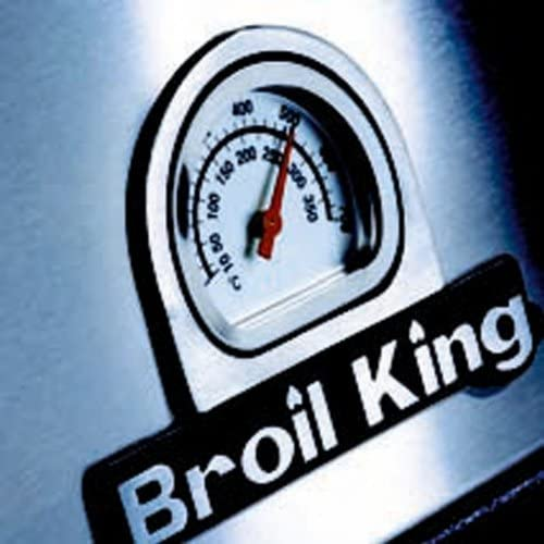 Broil King Gas Grill Signet Argento 320