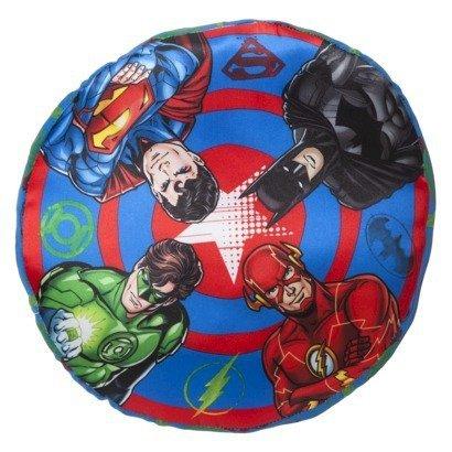 DC Comics Decorative Pillow -- Justice League Sheild Pillow by Franco MFG