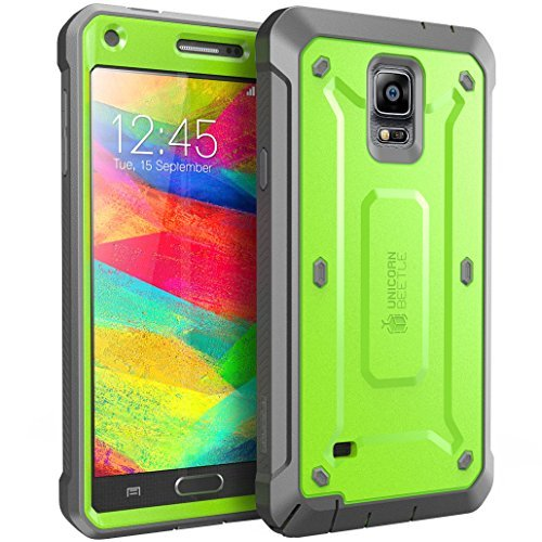 sale retailer a18c2 95612 Amazon.com: Samsung Galaxy Note 4 Case, SUPCASE [Heavy Duty] Belt ...