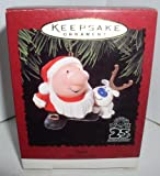 1996 HALLMARK KEEPSAKE ORNAMENT ZIGGY 25TH ANNIVERSARY by Hallmark