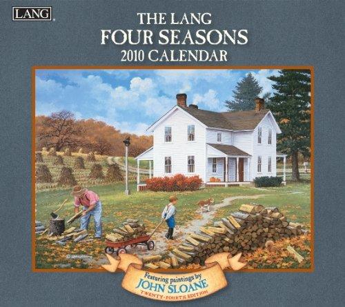 Four Seasons 2010 Wall Calendar