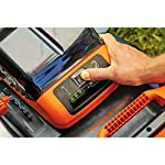 BLACK AND DECKER 60 V MAX POWERSWAP 20 In. 19 Powerswap lets you quickly swap batteries with the push of a button Autosense technology conserves Battery power when possible to give you extended runtime Includes 2) 2.5 Ah - 60V max Lithium batteries give you twice the runtime per re-charge