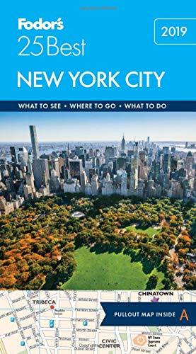 Fodor's New York City 25 Best (Full-color Travel Guide)