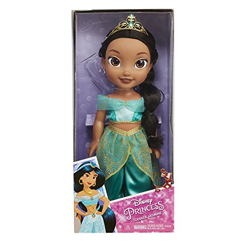 Disney Princess Jasmine Toddler Doll - Import It All