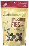 Woodstock Organic Black Mission Figs, 10 oz