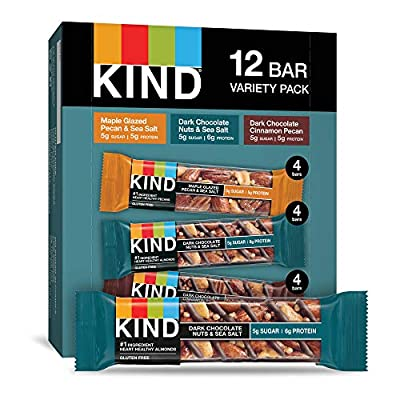 KIND Nuts and Spices Bars Variety Pack