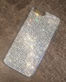 iphone 6/6s, 6 Plus/6s Plus, 7, 7 Plus, 8, 8 Plus - cell phone hard case made with Swarovski crystals