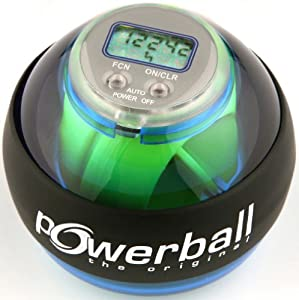 Powerball the original®  Handtrainer Basic plus Counter (digitalem...