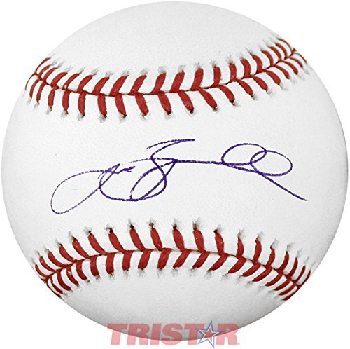 Jeff Bagwell Signed Autographed MLB Baseball TRISTAR COA