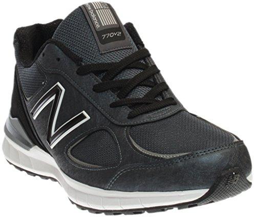 Hommes Chaussures New Balance black Grey En5xq0wxr