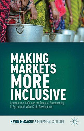 Making Markets More Inclusive: Lessons from CARE and the Future of Sustainability in Agricultural Value Chain Developmen