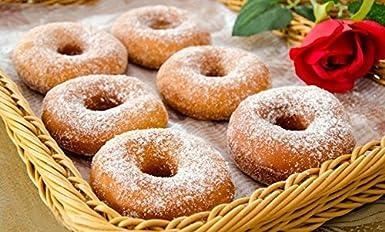 12 pcs eléctrico Sweet eléctrica en forma de rosquilla Donuts tarta utensilio cocina utensilio de hierro Pan Panificadora no-stick CE certificación 220 V ...