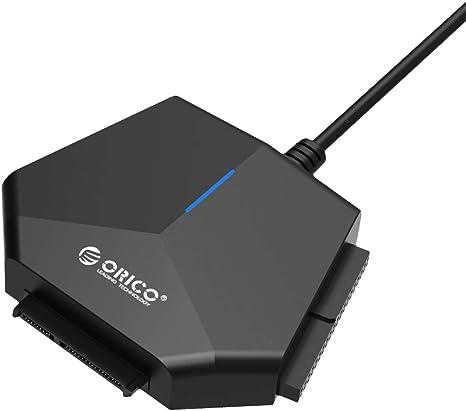 ORICO USB3.0 a IDE SATA Convertidor Adaptador de Disco Duro ...