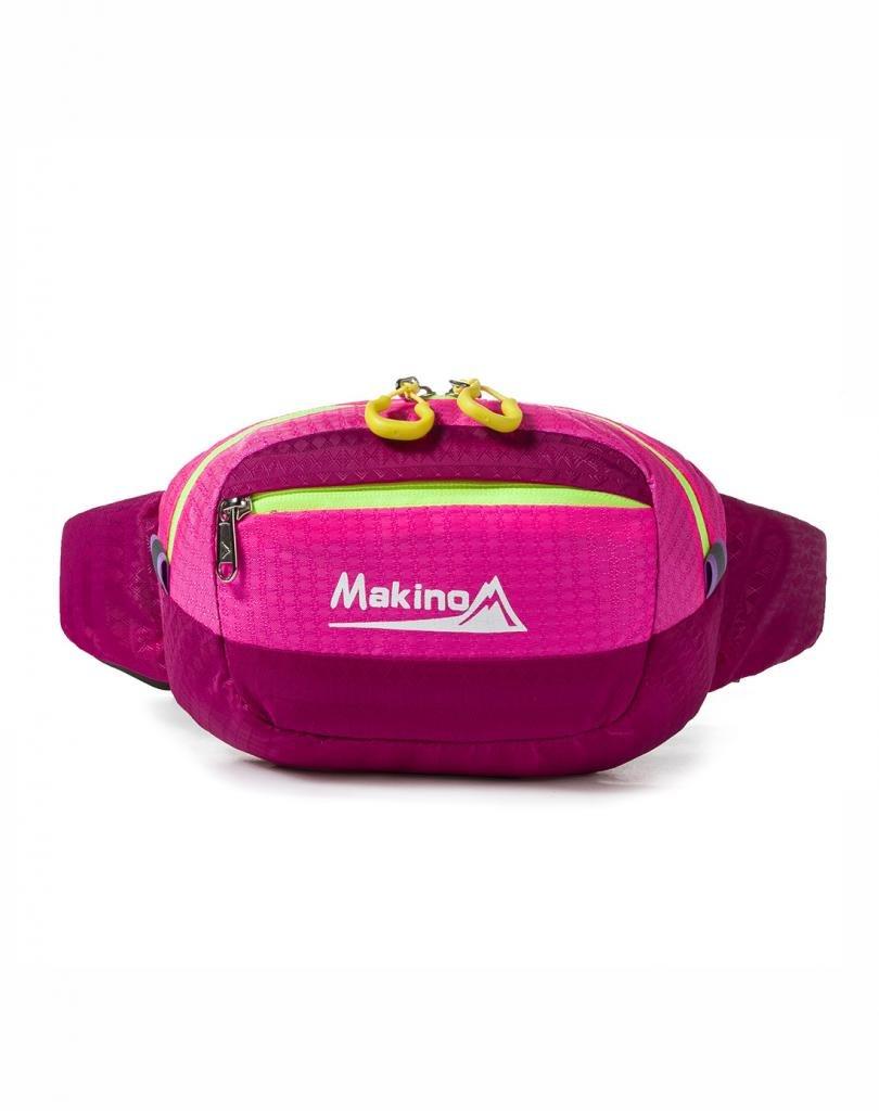 Makino Men's/s Women'Multifunktions-Gürteltasche (wasserdicht, mit Trinkflasche, für Sport, Wandern, Radfahren, Camping Reise - 5537