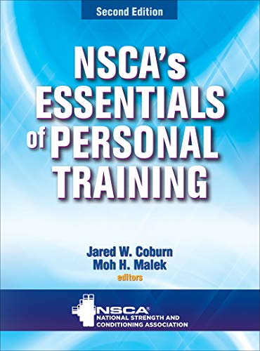 Pdf Medical Books Nsca's Essentials of Personal Training
