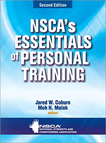 NSCA'S Essentials of Personal Training - 2nd Edition: NSCA