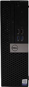 Dell Optiplex 3040 SFF Business Desktop PC - 6th Gen. Intel i5-6400 Quad Core - 16GB RAM - 512GB SSD - WINDOWS 10 PRO (Renewed)