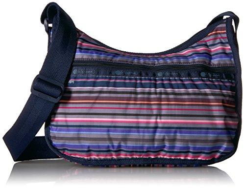 LeSportsac Classic Hobo Handbag, Barre by LeSportsac