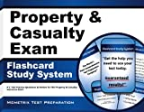 Property & Casualty Exam Flashcard Study System: P-C Test Practice Questions & Review for the Property & Casualty Insurance Exam