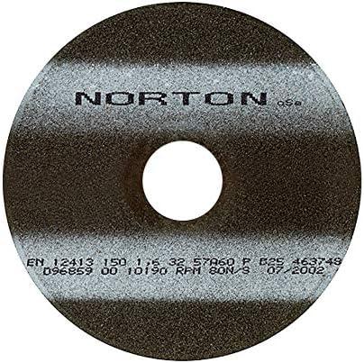 25 x NORTON Trennscheibe gerade 41 | 150x1,6x16 23A 60 NB25