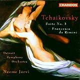 Tchaikovsky: Suite No. 3 / Francesca da Rimini