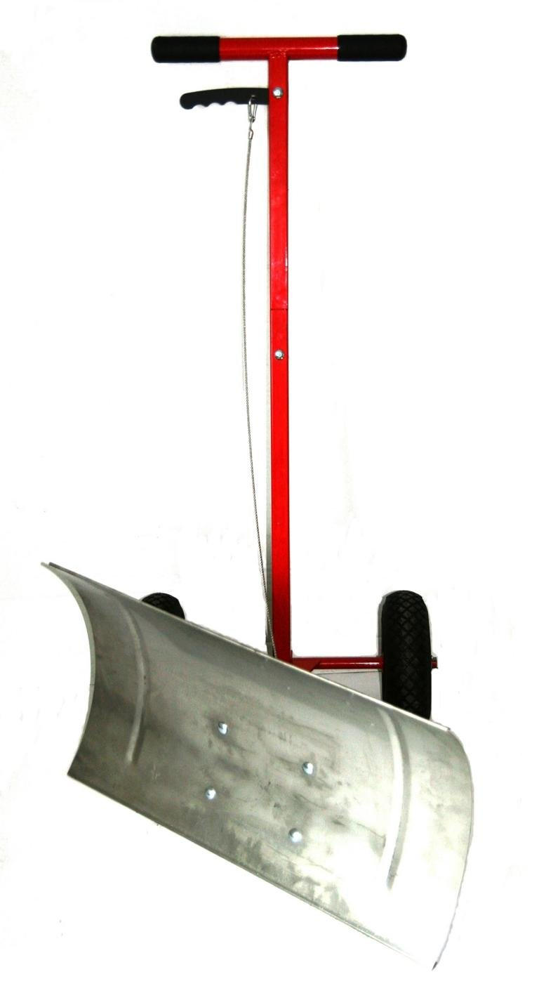 Neve aratri / Schneefuchs nuova versione 2013, intercambiabili Indossare il bordo
