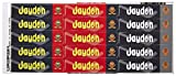 Mabel's Labels 40845092 Peel and Stick Personalized Labels with the Name Owen and Skull Icon, 45-Count
