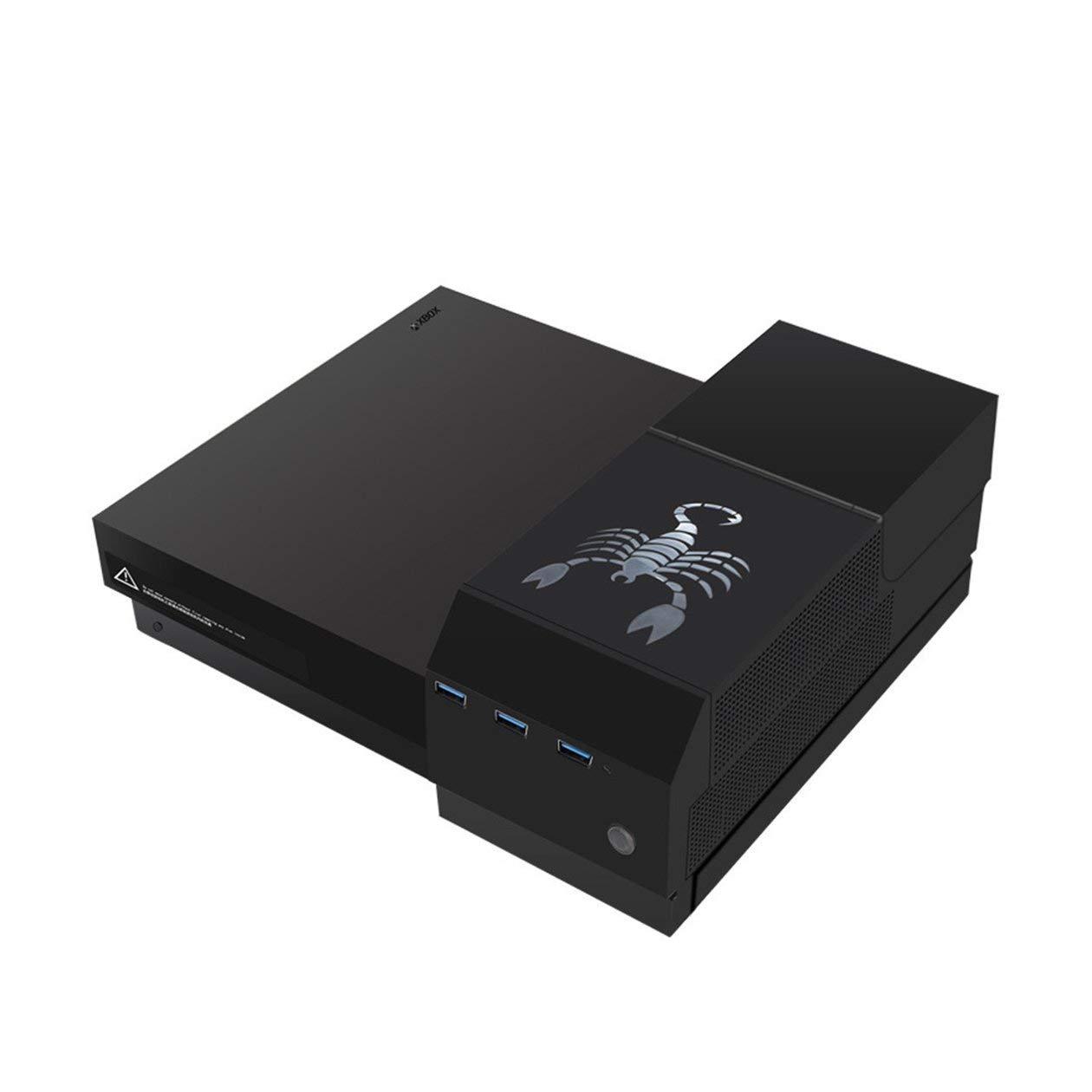 HONZIRY Caja de Disco Duro con concentrador USB 3.0 para Xbox One ...