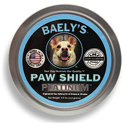 - Dog Paw Protection Wax and Snout Nectar | Rejuvenating Relief for Raw Heat Damaged Paws | 3 oz Size | Paw Protector for Mushers | Secret Paw Protection Balm for Ruff Hot Dry Dogs Paws and Noses