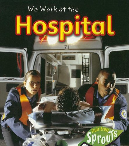 Download We Work at the Hospital (Where We Work) pdf