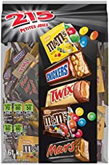 Save on Halloween Chocolates with Mars
