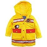 Wippette Baby Boys Fire Squad Rain Coat