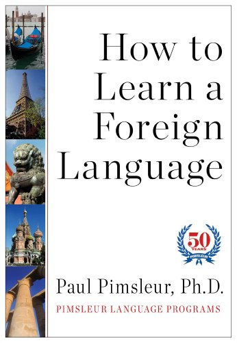 How Learn Foreign Language Pimsleur ebook product image