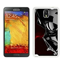 Note 3 Case,Star Wars White Samsung Galaxy Note 3 Screen Phone Case Personalized and Popular Design