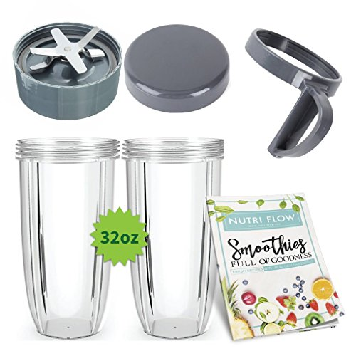 extra cups for nutri bullet - 4