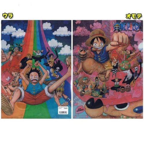 One Pieceクリアファイル[ Japan Import ] B00XC6YMQM
