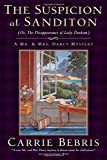 Suspicion at Sanditon (Or, The Disappearance of Lady Denham), The (Mr. and Mrs. Darcy Mysteries)