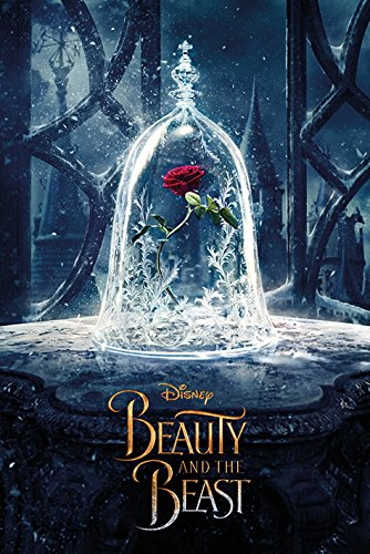 Beauty And The Beast - Movie Poster / Print