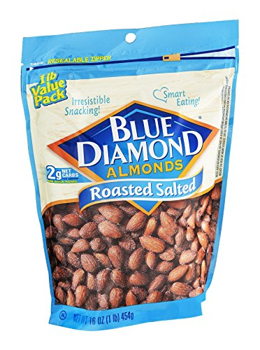 Blue Diamond Almond Rstd Salted by Blue Diamond Almonds