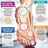 Steins Gel Toe Spacers, Callus Pads, Gel Toe