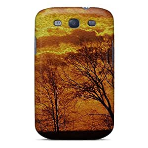 Pretty GBrSq5588NHhuV Galaxy S3 Case Cover/ Sunset Series High Quality Case
